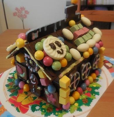 クリスマスに新しい楽しみを!ロイズ チョコレートの家