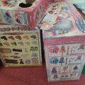 誕生日プレゼントと退院祝いでおもちゃが増えた